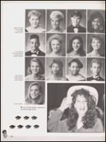 1992 Hall High School Yearbook Page 152 & 153