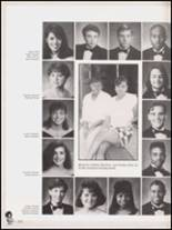 1992 Hall High School Yearbook Page 156 & 157