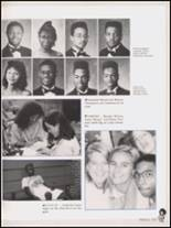 1992 Hall High School Yearbook Page 158 & 159