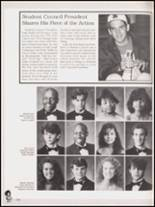 1992 Hall High School Yearbook Page 160 & 161