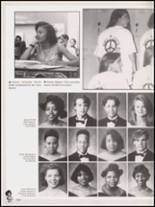 1992 Hall High School Yearbook Page 164 & 165