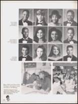 1992 Hall High School Yearbook Page 172 & 173