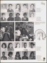 1992 Hall High School Yearbook Page 182 & 183