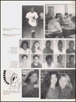 1992 Hall High School Yearbook Page 196 & 197