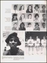 1992 Hall High School Yearbook Page 200 & 201
