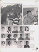 1992 Hall High School Yearbook Page 202 & 203