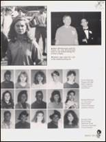 1992 Hall High School Yearbook Page 204 & 205