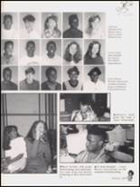 1992 Hall High School Yearbook Page 208 & 209