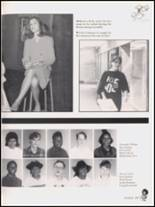 1992 Hall High School Yearbook Page 210 & 211
