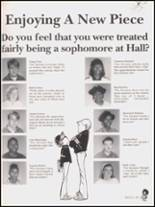 1992 Hall High School Yearbook Page 214 & 215