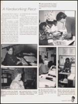 1992 Hall High School Yearbook Page 220 & 221