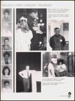 1992 Hall High School Yearbook Page 224 & 225