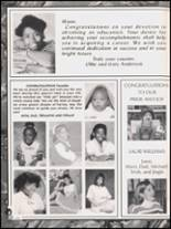 1992 Hall High School Yearbook Page 236 & 237