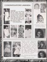 1992 Hall High School Yearbook Page 242 & 243