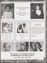 1992 Hall High School Yearbook Page 244 & 245