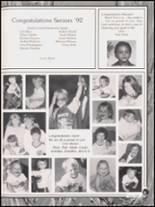 1992 Hall High School Yearbook Page 258 & 259
