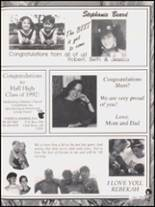 1992 Hall High School Yearbook Page 262 & 263
