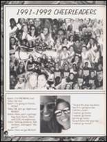 1992 Hall High School Yearbook Page 264 & 265