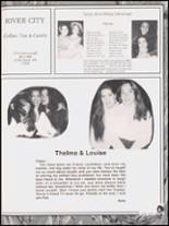 1992 Hall High School Yearbook Page 280 & 281