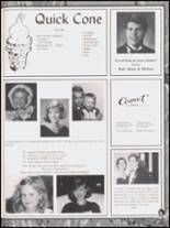 1992 Hall High School Yearbook Page 284 & 285