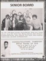 1992 Hall High School Yearbook Page 318 & 319