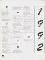 1992 Hall High School Yearbook Page 324 & 325