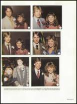 1983 Galion High School Yearbook Page 34 & 35
