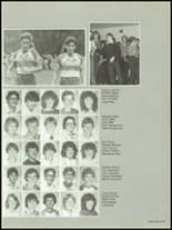 1983 Galion High School Yearbook Page 42 & 43