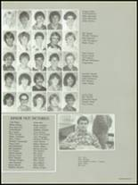 1983 Galion High School Yearbook Page 44 & 45
