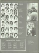 1983 Galion High School Yearbook Page 48 & 49