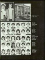 1983 Galion High School Yearbook Page 54 & 55