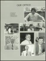 1983 Galion High School Yearbook Page 76 & 77