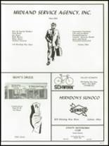 1983 Galion High School Yearbook Page 82 & 83