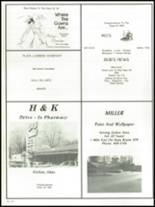 1983 Galion High School Yearbook Page 98 & 99