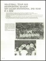 1983 Galion High School Yearbook Page 108 & 109
