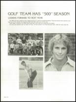 1983 Galion High School Yearbook Page 110 & 111