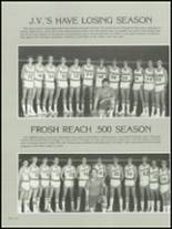 1983 Galion High School Yearbook Page 120 & 121