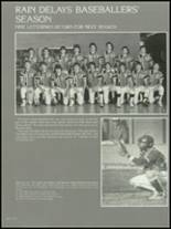 1983 Galion High School Yearbook Page 134 & 135