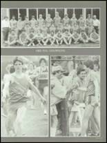 1983 Galion High School Yearbook Page 140 & 141