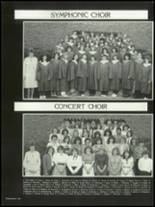 1983 Galion High School Yearbook Page 156 & 157