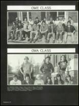 1983 Galion High School Yearbook Page 166 & 167