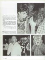 1987 Craig High School Yearbook Page 8 & 9