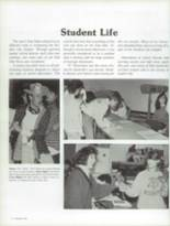 1987 Craig High School Yearbook Page 10 & 11