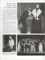 1987 Craig High School Yearbook Page 20 & 21