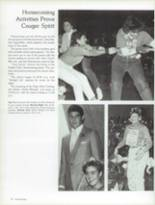1987 Craig High School Yearbook Page 22 & 23