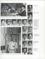 1987 Craig High School Yearbook Page 32 & 33