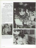 1987 Craig High School Yearbook Page 40 & 41