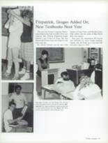 1987 Craig High School Yearbook Page 42 & 43