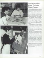 1987 Craig High School Yearbook Page 46 & 47
