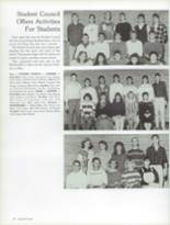 1987 Craig High School Yearbook Page 52 & 53